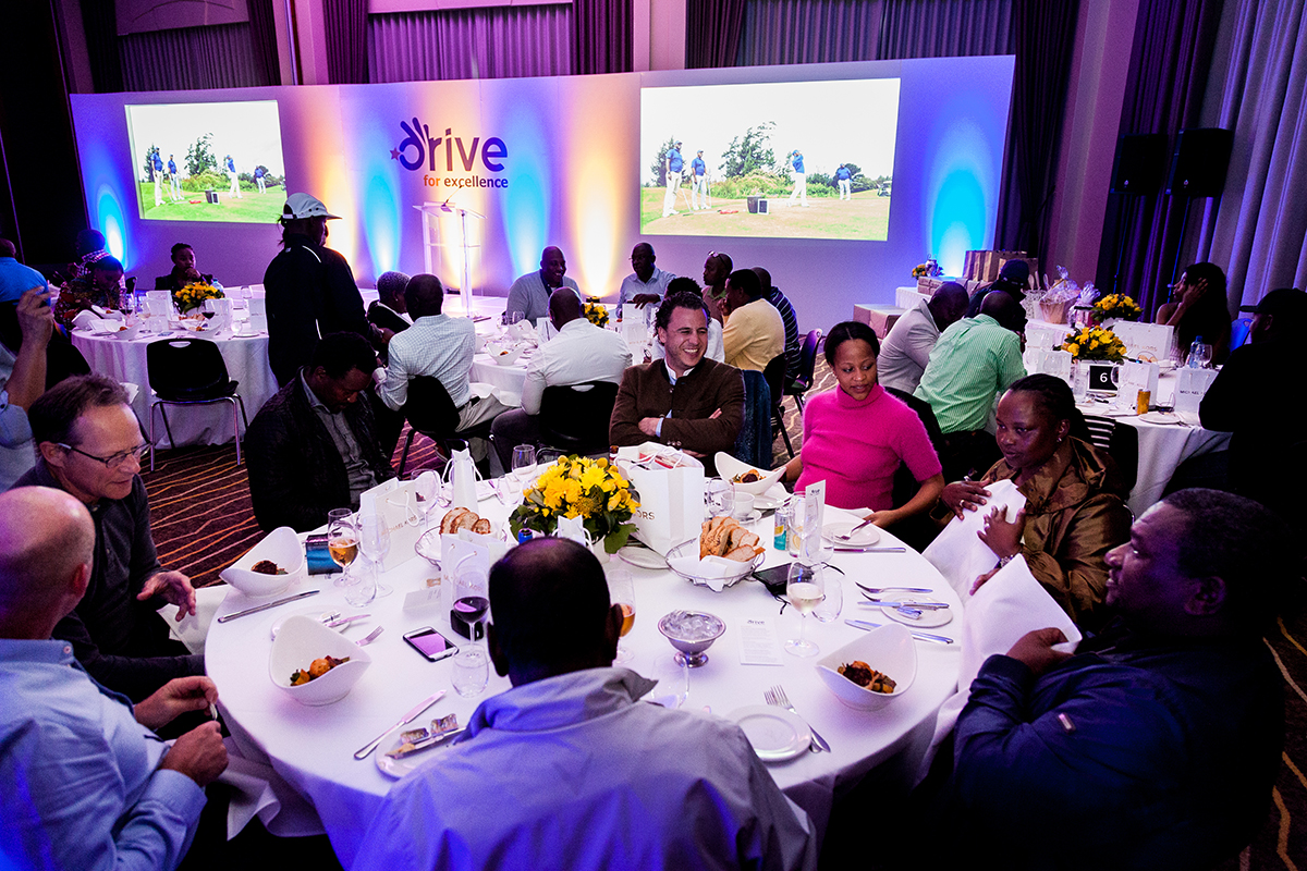 Drive for Excellence 2017